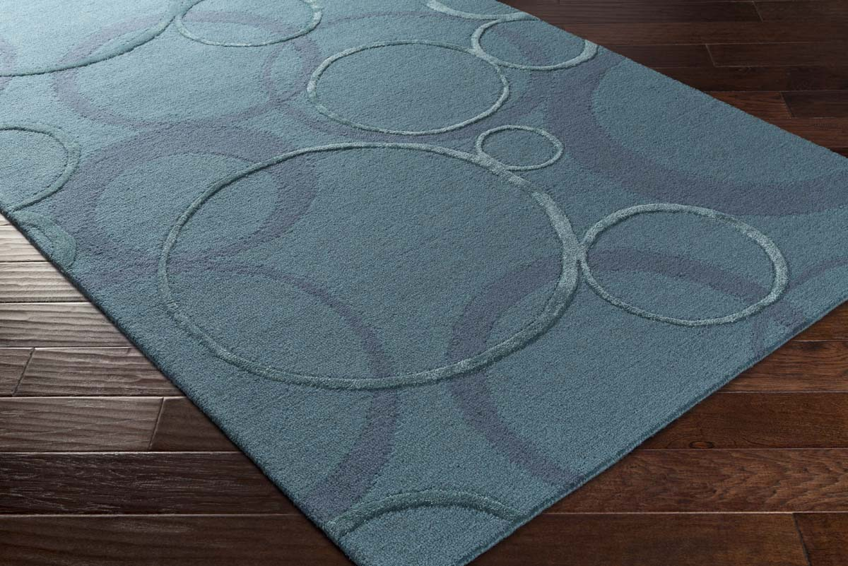 Artistic Weavers Alexander AXR-2348 Ross Teal Denim Blue Rug